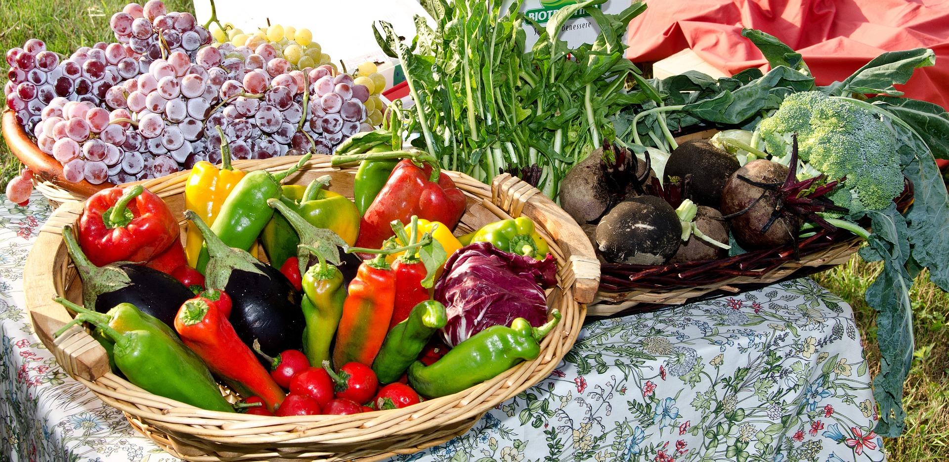 Plantaardig dieet. Onbewerkt plantaardige voeding/whole food plant based dieet