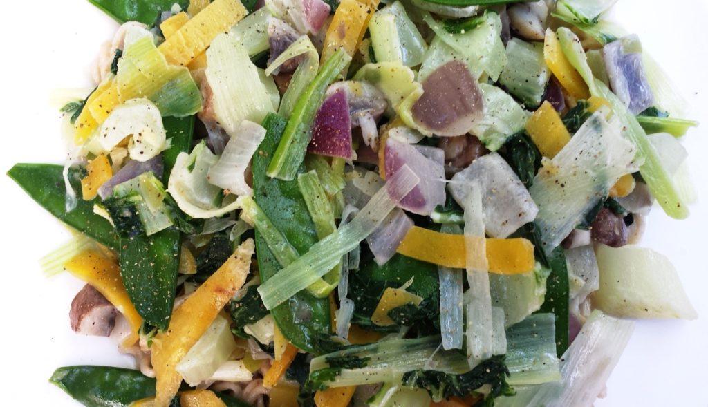 Gezonde vegan recepten zonder olie