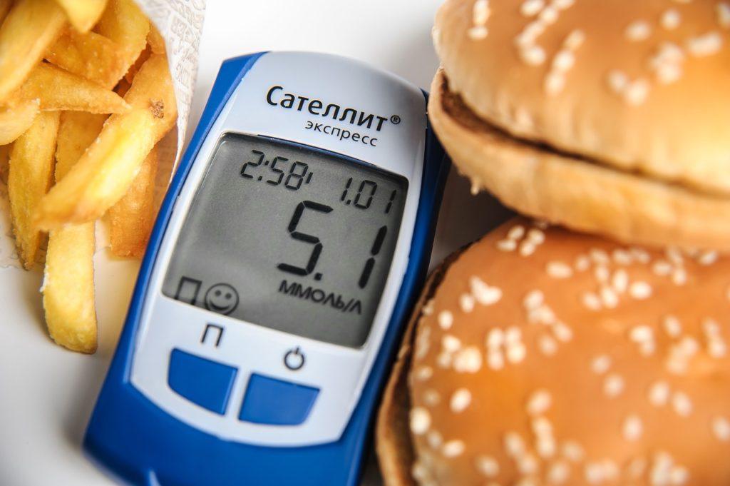 koolhydraat-arm dieet voor diabetes is gevaarlijk