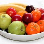 fruit gezonde snack