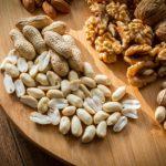 Gezonde snack noten